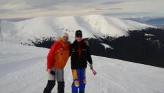 Na lyžovačke s Matejom Jurčom v Jasnej